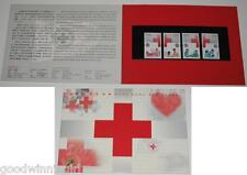 2000 Hong Kong Red Cross Stamp Persentation Pack