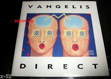 VANGELIS cd DIRECT Casey Young Markella Hatziano Intergalactic Radio Station