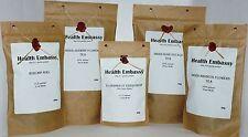 Tea Lover Set III - Jasmine + Elderberry + Rosehip peel + Hibiscus + Rose petals