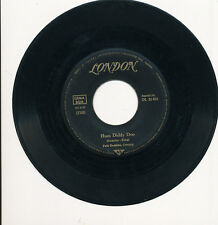 "7"" - FATS DOMINO - Hum Diddy Doo / Those Eyes - LONDON 20691 - DE 1963"