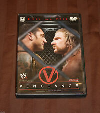 WWE - Vengeance 2005: Hell in a Cell (DVD, 2005) WWF