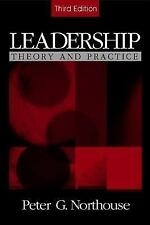 Leadership: Theory and Practice by Peter G. Northouse  3rd Edition!