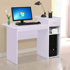 Desk Computer Table Home Office Furniture Workstation PC/Laptop Student Study