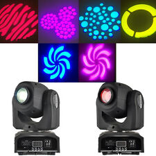4x 30W Moving Head Light DMX 9/11CH RGBW LED Stage PAR Disco DJ Lighting
