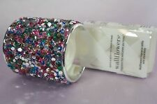 BATH BODY WORKS SPARKLY CHUNKY GLITTER WALLFLOWER FRAGRANCE PLUG IN HOLDER UNIT