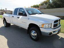 Dodge: Ram 3500 Laramie Quad