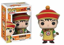 DRAGON BALL GOHAN CHILD CUTE  FIGURE 10 CM FUNKO POP VINYL NEW