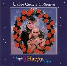 URBAN COOKIE COLLECTIVE : HIGH ON A HAPPY VIBE / CD - TOP-ZUSTAND