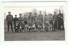 Argyle Cup Final Squad C.Y.C. Under 13's 14th March 1971 Real Photograph