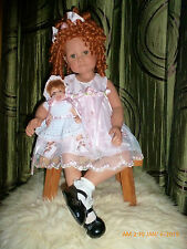 LINDA RICK DOLL '''' PENNY FOR YOUR THOUGHTS  '''''