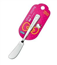 Sanrio Hello Kitty stainless steel Butter knife Made in Japan