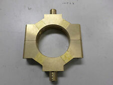 Bearing Journal - 2 piece swivel - 70mm bore -  1.5Kgs of material - BRAND NEW
