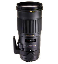 Sigma 180mm F2.8 EX APO DG HSM OS Macro Lens for  For Canon