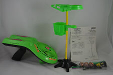 Micro Machines ZBots: CYCLONE FORCE, Flying Robot Toy Galoob 1992