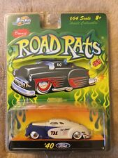 JADA ROAD RATS 1940 FORD STREET HOT ROD CAR 731 Salt Shaker