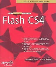 The Essential Guide to Flash CS4 (Friends of ed Adobe Learning Library), Keats,