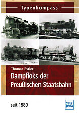Book Book of types Steam locomotives the Prussian State railways since 1880