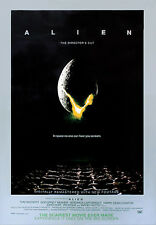 "ALIEN - MOVIE POSTER / PRINT (DIRECTOR'S CUT) (SIZE: 27"" X 39"")"