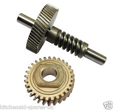 Kitchenaid Stand Mixer Worm Gear 6QT & Gear Follower WP9706529 And WP9709231
