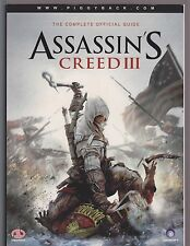 Assassin's Creed III : The Complete Official Guide by Piggyback Interactive Ltd
