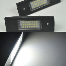 2x Error Free LED SMD LICENSE PLATE LIGHT For BMW F20 F21 1 series 2012-2015
