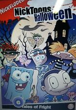 Nickelodeon Cartoons DVD (Halloween episodes, The Fairly Odd Parents, Hey Arnold