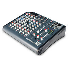 Allen & Heath XB-10 Compact Broadcasting Mixer w/ USB Soundcard &Telco Channel