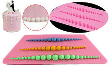 Pearls of Silicone Mold Baking Chocolate Cake Decorating Tools