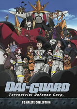 DAI GUARD COMPLETE TV SERIES - DVD - Region 1 - Sealed