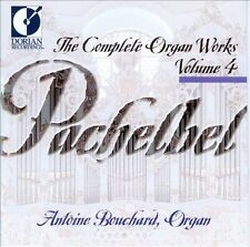 Pachelbel: The Complete Organ Works, Volume 4, New Music