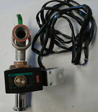 CKD MODEL APK11-20A VALVE,DC24V H2O,PILOT KICK TYPE 2 PORT W/HARNESS & KITZ