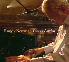 Live In London (Cd/Dvd) - 2 DISC SET - Randy Newman (2011, CD NEW)