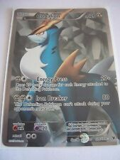 RARE FULL ART  POKEMON CARD *COBALION* 100/101 NOBLE VICTORIES
