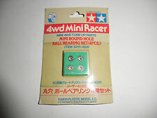 TAMIYA 4WD MINI RACER MINI ROUND HOLE BALL BEARING SET 15111