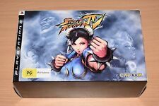 *Brand New* Street Fighter IV 4 Collectors Special Edition (Sony PlayStation 3)