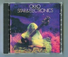 Okko cd SITAR & ELECTRONICS © 2005 German-8-track-CD - Krautrock - Psychedelic