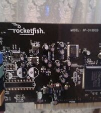 Rocket fish sound card