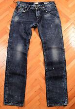 New Mens Armani Jeans J08 Low Waist Slim Fit Regular Leg Size L