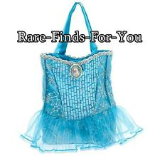 Disney Parks Frozen Princess Elsa Dress Shoulder Bag Tote Handbag Purse (NEW)