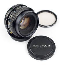 Sharp SMC PENTAX-A 50mm f/2 PRIME LENS (K-1, K-3, K-5, K-50, K-70...). P/KA, PKA