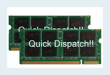 4GB 2x 2GB RAM MEMORY FOR Apple MacBook 2009 iMac 2008  800 MHz DDR2 PC2-6400