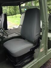Military Green Truck Front Seat Upgrade Kit for M998 w/ Driver & Commander Seat