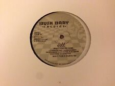 JILL WAIT FOR ME BUSH BABY RECORDS  VINYL 12''
