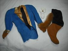 Mattel Ken Doll Disney Beauty and the Beast 3 Piece Costume