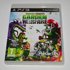 Plants vs zombies Garden warfare Game for Sony PS3 Playstation 3