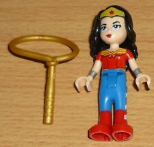 Lego Super Hero Girls Wonder Women mit Peitsche