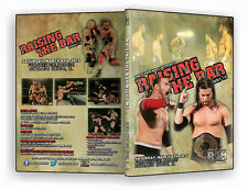 Official ROH Ring of Honor Raising The Bar 2014 Night Two Event DVD