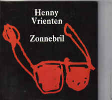 Henny Vrienten-Zonnebril cd single