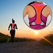 Reflective Safety Running Vest with LED Lights- Our Athletic Vest Is a Super so