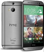 HTC One M8 - 32GB-Grey (Verizon)Unlocked Smartphone Cell Phone(Page Plus)Windows